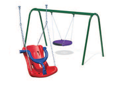 round swing and carrier type swing