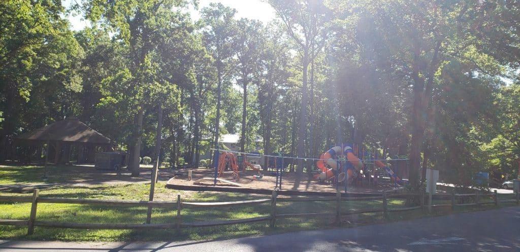 ocean pines playground